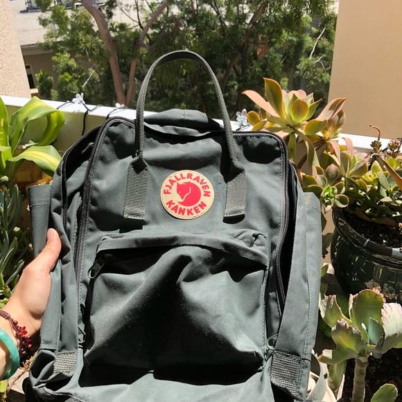 5681a345eb9 Fjallraven Handbags - Fjallraven kanken 13 inch laptop backpack